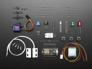 Huzzah! Adafruit.io Internet of Things Feather ESP8266 - WiFi Starter Kit ADA2680 Espressif ESP32 & ESP8266 Hardware - In Stock - In Australia