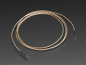 Thermocouple Type-K Glass Braid Insulated - K ADA270 Adafruit in Australia - Express Delivery Australia Wide