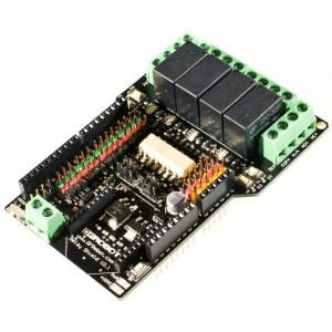 Relay Shield for Arduino V2.1 DFR0144 DFRobot Australia - Express Post Australia Wide