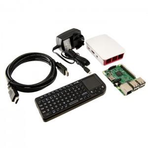 Raspberry Pi 3 Media Center Kit CE00303 Raspberry Pi Australia