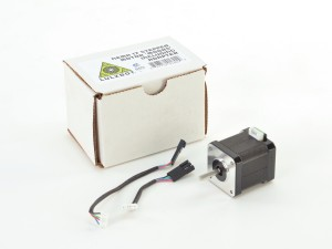 LulzBot NEMA 17 Stepper Motor, Moons' Including Adapter CE04419 LulzBot Australia