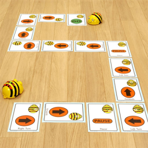 Bee-Bot Giant Sequence Cards CE04882 Bee-Bot Educational Products - In Stock - In Australia