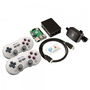 Retro Game Console (with SNES PRO Wireless Controllers!) CE05323 RetroPie Australia
