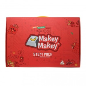 Makey Makey STEM Pack Classroom Literacy Invention Kit CE06178 Makey Makey Australia