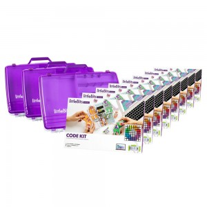 littleBits Code Kit Educational Class Pack - 24 Students CE05429 Littlebits in Australia - Express Delivery Australia Wide