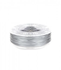 ColorFabb Shining Silver PLA Filament 0.75KG 3mm CE00170 Core Electronics Australia