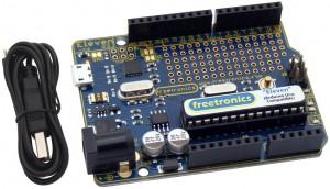 Freetronics Eleven (100% Arduino Uno Compatible) CE04486 Freetronics Australia