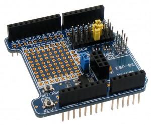 Freetronics ESP-01 WiFi Module Shield CE04516 Freetronics Australia