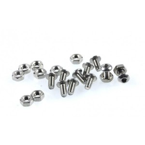 10 sets M3x6 screw low profile hex head cap screw FIT0294 DFRobot Australia - Express Post Australia Wide