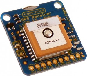 Freetronics GPS Module CE04513 Freetronics Australia
