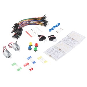 SparkFun Inventor's Kit Parts Refill Pack LAB-13110 Sparkfun Australia
