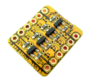 Freetronics Logic Level Converter Module CE04530 Freetronics in Australia