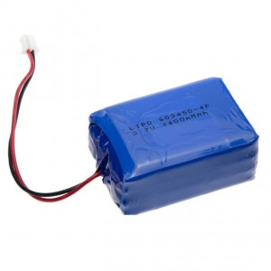 Polymer Lithium Ion Battery (LiPo) 3.7V 4400mAh CE04380 Core Electronics Australia