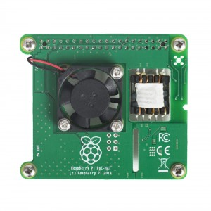 Raspberry Pi PoE HAT (Official) - Coming Soon CE05518 Raspberry Pi Australia