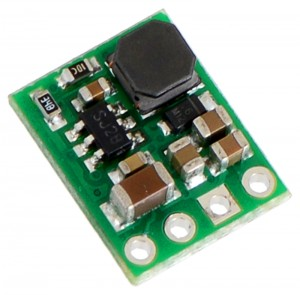 Pololu 5V, 600mA Step-Down Voltage Regulator D24V6F5 POLOLU-2107 Pololu Australia - Express Delivery Australia Wide