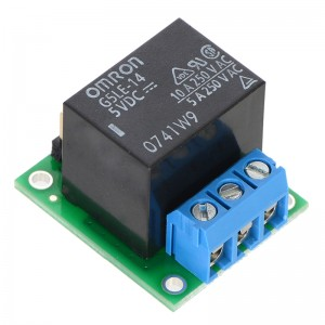 Pololu Basic SPDT Relay Carrier with 5VDC Relay (Assembled) POLOLU-2480 Pololu Australia