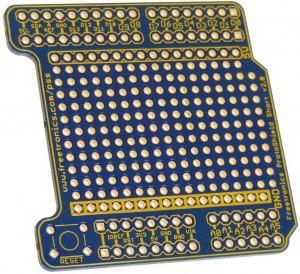 Freetronics ProtoShield Short for Arduino CE04495 Freetronics Australia