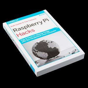 Raspberry Pi Hacks BOK-12730 Sparkfun Australia - Express Delivery Australia Wide