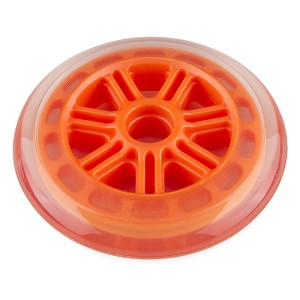 Skate Wheel - 4.90 (Orange) ROB-12280 Sparkfun Australia - Express Delivery Australia Wide