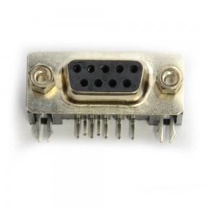 D-Sub PC Mount 9 Pin Female (DB9) 003-DSUBPCF9