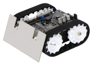 Zumo Robot for Arduino, v1.2 (Assembled with 75:1 HP Motors) POLOLU-2510 Pololu Australia
