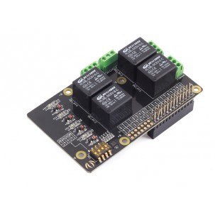 Raspberry Pi Relay Board v1.0 (Seeed Studio)  SS103030029 Seeed Studio Products - In Stock - In Australia