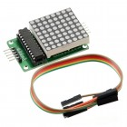 MAX7219 Serial Dot Matrix Display Module 018-MAX7219  (Thumbnail 2)