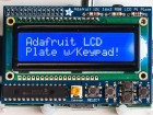 Adafruit Blue&White 16x2 LCD+Keypad Kit for Raspberry Pi ADA1115 Adafruit in Australia - Express Delivery Australia Wide (Thumbnail 1)