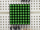 Miniature 0.8 8x8 Pure Green LED Matrix - KWM-20882CPGB ADA1624 Adafruit in Australia - Express Delivery Australia Wide (Thumbnail 1)