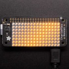 Adafruit CharliePlex LED Matrix Bonnet - 8x16 Yellow LEDs ADA4119 Adafruit in Australia - Express Delivery Australia Wide (Thumbnail 4)