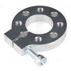 "Clamping Hub - 1"" Bore (Flat) ROB-12099 Sparkfun Australia - Express Delivery Australia Wide (Thumbnail 1)"