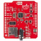 SparkFun MP3 Player Shield DEV-12660 Sparkfun Australia - Express Delivery Australia Wide (Thumbnail 1)