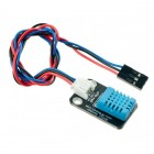 DHT11 Temperature and Humidity Sensor DFR0067 DFRobot Australia - Express Post Australia Wide (Thumbnail 2)