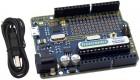 Freetronics Eleven (100% Arduino Uno Compatible) CE04486 Freetronics Australia (Thumbnail 1)