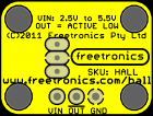 Freetronics Hall Effect Magnetic and Proximity Sensor Module CE04534 Freetronics Australia (Thumbnail 5)