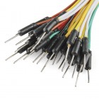 """Jumper Wires Standard 7"""" M/M Pack of 30 PRT-11026 Sparkfun Australia - Express Delivery Australia Wide (Thumbnail 3)"""