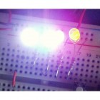 LED - Super Bright White (100 pack) COM-10035 Sparkfun Australia - Express Delivery Australia Wide (Thumbnail 4)