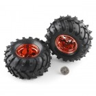 Off-Road Wheels - 120x60mm (2 pack) ROB-10555 Sparkfun Australia - Express Delivery Australia Wide (Thumbnail 2)