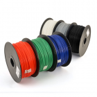 Polylite True Blue PLA Filament 1KG 3mm CE04664 Polymaker 3D Printer Filament - In Stock - In Australia (Thumbnail 3)
