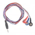 Sensor Cable - Electrode Pads (3 connector) CAB-12970 Sparkfun Australia - Express Delivery Australia Wide (Thumbnail 2)