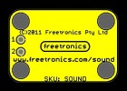 Freetronics Sound and Buzzer Module CE04532 Freetronics Australia (Thumbnail 3)