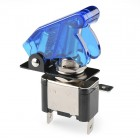 Toggle Switch and Cover - Illuminated (Blue) COM-11313 Sparkfun Australia - Express Delivery Australia Wide (Thumbnail 1)