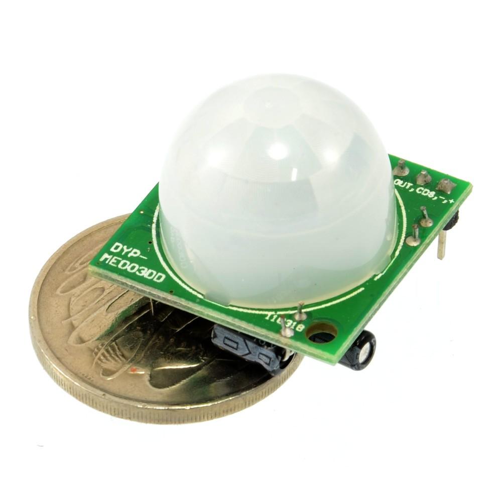 Pyroelectric Infrared PIR Motion Sensor Module017-MB-SM12117 Sure Electronics in Australia (Thumbnail 1)