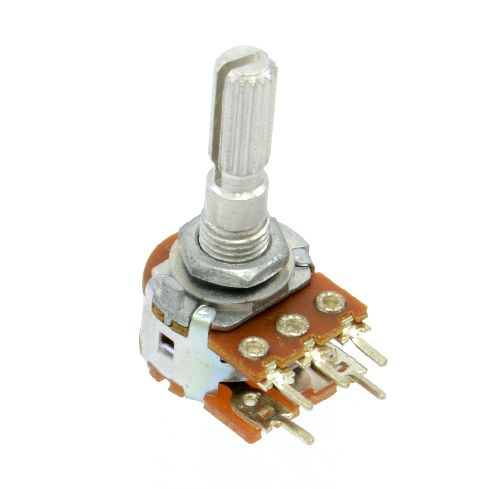 Diagram Learn How To Wire A Potentiometer