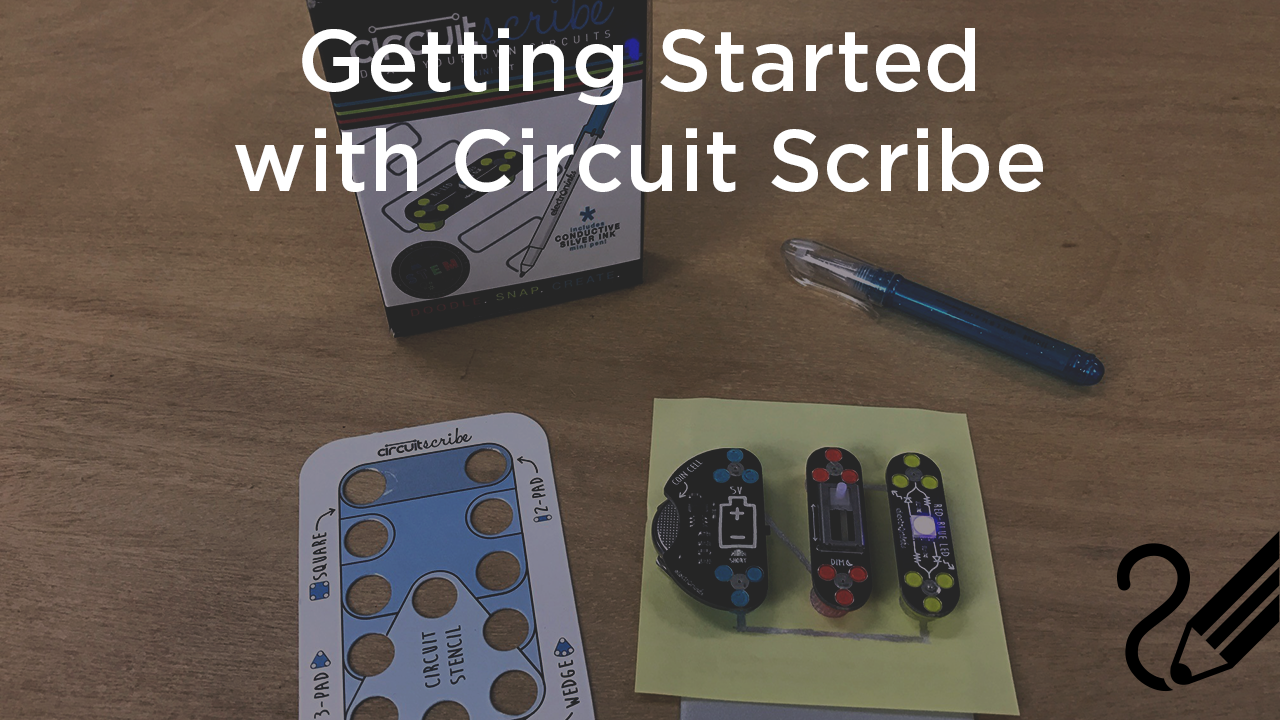 Getting Started With Circuit Scribe Tutorial Australia Pen