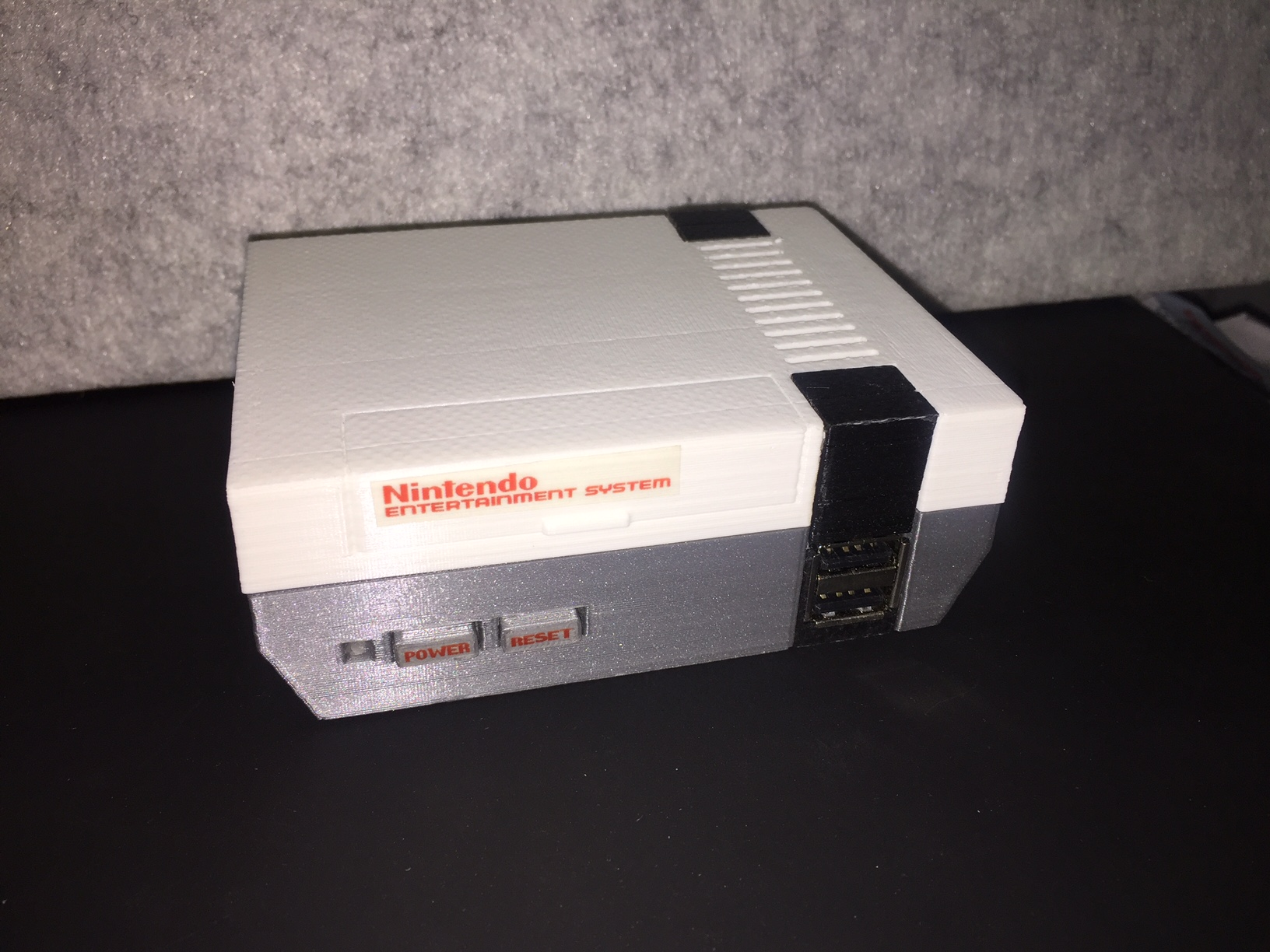 Projects - Mini NES Style Game Console with Raspberry Pi Australia