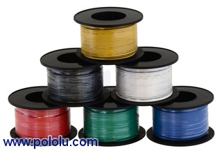 Stranded wire green 22 awg 50 feet australia the wire ships on small plastic spools in lengths that depend on the gauge see the table below for more information one side of the spool includes a tab keyboard keysfo Choice Image